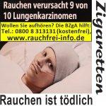 Zigaretten Magnum Rot Lang 100 - 10x20