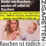 Zigaretten Fred Klaas Jaune - 10x20
