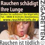 Zigaretten Gauloises Rot Liberte XL Box - 8x22
